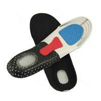 Sn _ Homme Coussin Pieds Soin Chaussures Insert Semelle Silicone Gel Pa