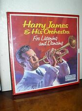 Reader's Digest:Harry James & His Orchestra for Listening & Dancing-RDA-213A NEW