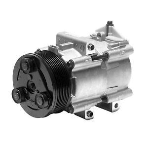 For Ford E-150 Ecoline Club Wagon Lincoln Navigator A/C Compressor and Clutch