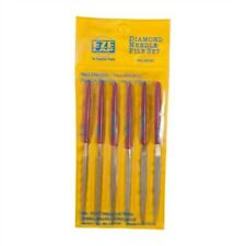 EZE-LAP Diamond Surface Needle File Set – Coarse Grain / Made In USA