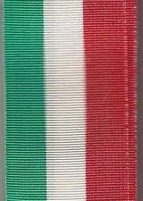 Nastro Tricolore Italia per medaglia