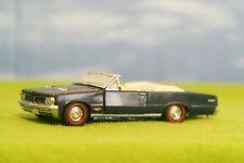 FRANKLIN MINT - 1964 PONTIAC GTO CONVERTIBLE - PRECISION MODELS / MINT