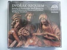 Sawallisch conducts Dvorak Requiem Czech PO Supraphon 10 4241 CD NEW