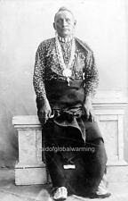 Photo 1860s View of Kansa Indian So-jum-wah