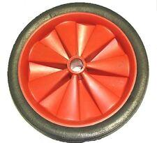 Roue Pleine Pour Brouette - 280 x 50mm - Alésage 25mm