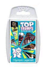 Top Trumps - Olympic Legends 2012