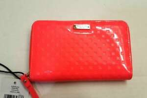 NWT Kate Spade Jewel Street Medium Lacey Zip Around Clutch Wallet PWRU3548 $128