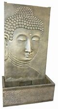 LARGE SERENE BUDDHA/BALINESE WATER FEATURES - 1.4M H x 0.7M W