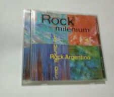 Rock Argentino: Rock Milenium by Various Artists (CD, Mar-1999, Sony BMG)