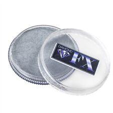 Diamond FX Face Paint - Metallic Silver 32gr