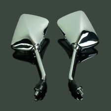 Universal Motorcycle Rearview Side Mirrors For Honda CB400 CB750 CB1000 CB1300