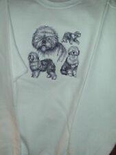 Old English Sheepdog Personalized Sweatshirt Embroidered Beautiful