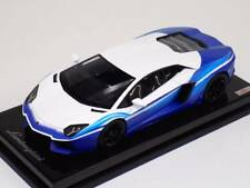 1/18 MR Collection Lamborghini Aventador LP700 Boeing Dreamliner Carbon Base