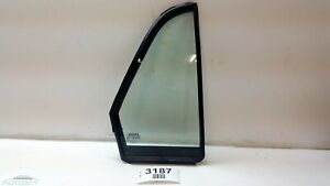 07-11 NISSAN VERSA TIIDA SEDAN REAR RIGHT PASSENGER SIDE DOOR WINDOW GLASS OEM