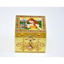 Disney Princess Belle Musical Jewellery Box, Disneyland Paris  N:2173