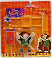 Disney The Hunchback of Notre Dame Quasimodo Action Figure Gift Set