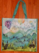 REUSABLE SHOPPING TRAVEL TOTE BAG FLY AWAY ECO FRIENDLY MARSHALLS NEW