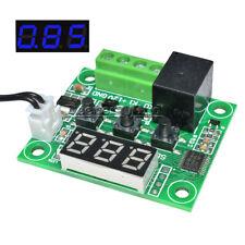 W1209 Blue Digital Thermostat Temperature Control Switch Sensor DC 24V -50-110°C