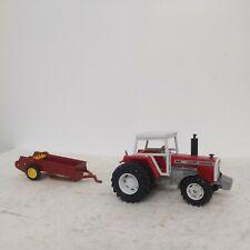 Britains 1/32 Massey Ferguson 2680 Tractor and manure spreader