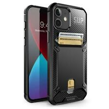 iPhone 12 Mini 5.4 Inch Case Supcase Ubvault Rugged Wallet Cover Card Holder