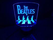 The Beatles Led Neon Light Sign Man Cave , Game , Bed Room ,Bar garage Rgb