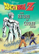 Dragon Ball Z: The Movie - The Return of Cooler - Brand New Uncut Anime DVD