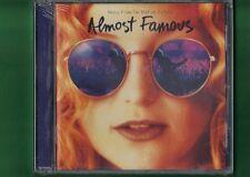 QUASI FAMOSI OST ALMOST FAMOUS CD NUOVO SIGILLATO