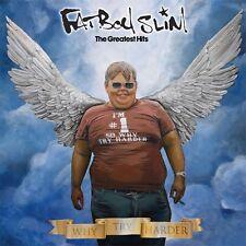 FATBOY SLIM The Greatest Hits Why Try Harder CD BRAND NEW Fat Boy Slim