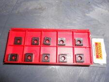 Sandvik N331.1A-08 45 08E-KL 3040 Carbide Inserts Qty. 10