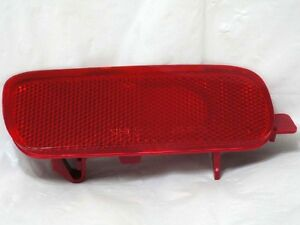 Rear Bumper Side Marker Reflector Light Lamp Driver Side Fit 2002-2004 CRV