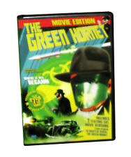 The Green Hornet (DVD, 2011, Movie Edition)