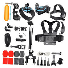 For Gopro Accessories 6 5 4 3+ 2 HD Action Camera Sports Kit Pack Bundle Set