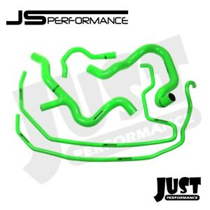 Js Performance Ford Focus RS Mk2 Coolant Hose Kit