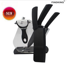 """Chef Kitchen Ceramic Knife Set kitchen cooking tools 4"""" 6"""" 6.5'' inch Knives"""