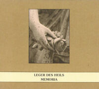 LEGER DES HEILS - Memoria CD Death in June Forseti Orplid Sonne Hagal Jännerwein