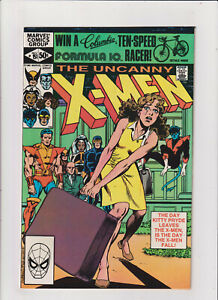 Uncanny X-Men #151 VF+ 8.5 Marvel Comics 1981 Kitty,Wolverine vs. Sentinels