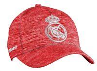 Chapeau Real Madrid officiel blancos Original visière adulte casquette rouge