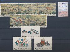 LL91735 China 1972 paintings army art fine lot MNH cv 25 EUR