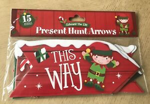 Christmas 15 Present Hunt Arrows Edward the Elf Fun Children