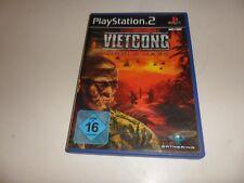 PlayStation 2 PS 2 Vietcong-Purple Haze