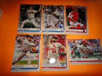 2019 TOPPS BASEBALL, ROOKIE CARDS, SERIES 1 & 2===PICK 40 CARDS