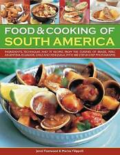 Food and Cooking of South America, Jenni Fleetwood & Marina Filippelli, Used; Go