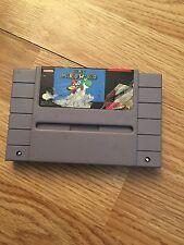 Super Mario World Super Nintendo Snes Game BB1