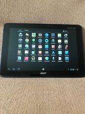 Acer Iconia Tab A500 16GB, Wi-Fi, 10.1in - Noir