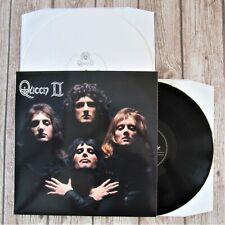 QUEEN Queen II Double Album 2 x LP Coloured Etched Studio Collection Vinyl