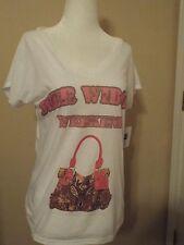 Deer Widows Weekend SS T-Shirt Size Medium NWT