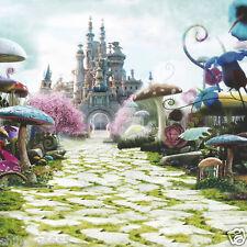 Vinyl Photography Backdrop Background Studio Prop 10x10FT Fairy Castle Scenery