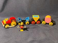 BRIO 32234 Disney Zug guter Zustand RARITÄT - Mickey Mouse Clubhouse Train VHTF