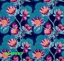 "18"" x 18"" Joel Dewberry Cali Mod Home Decor Sateen Twill Protea Midnight Cover"