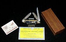 Schrade Walden 897UH Knife #21291 Circa-1967 Original Package & Loss Certificate